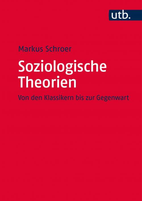 Soziologische Theorien cover