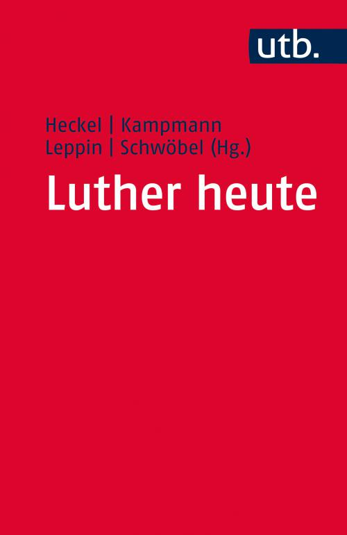 Luther heute cover