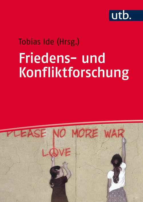 Friedens- und Konfliktforschung cover