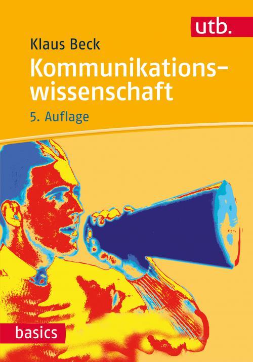 Kommunikationswissenschaft cover