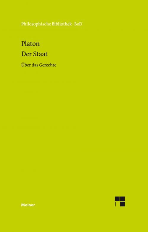 Der Staat cover