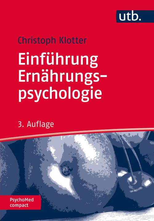 Einführung Ernährungspsychologie cover