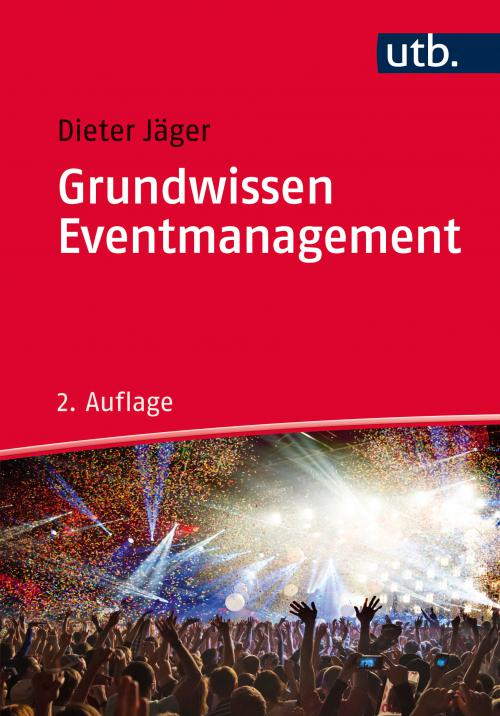 Grundwissen Eventmanagement cover