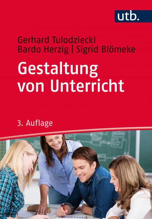 Gestaltung von Unterricht cover