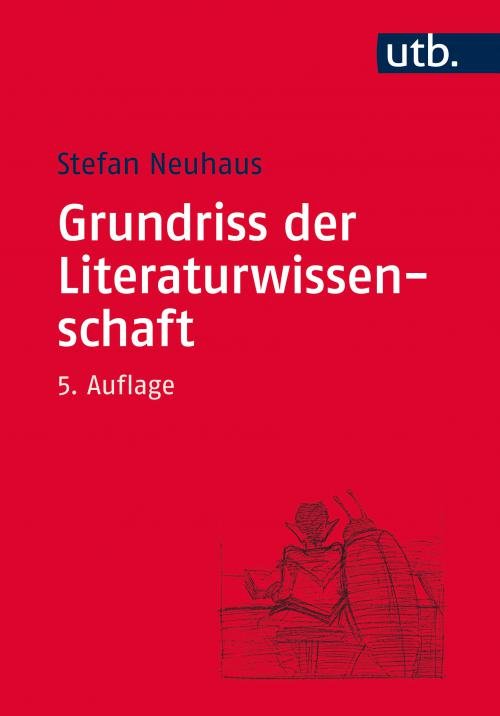 Grundriss der Literaturwissenschaft cover