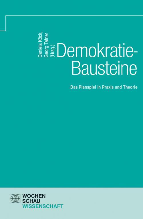 Demokratie-Bausteine cover