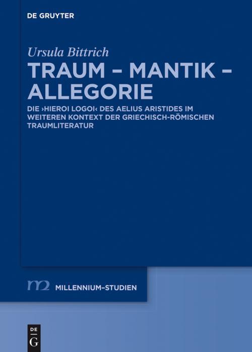Traum - Mantik - Allegorie cover