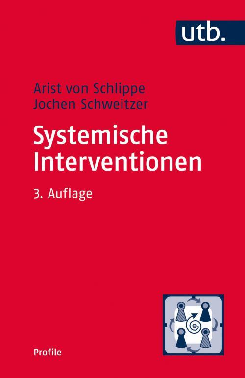 Systemische Interventionen cover
