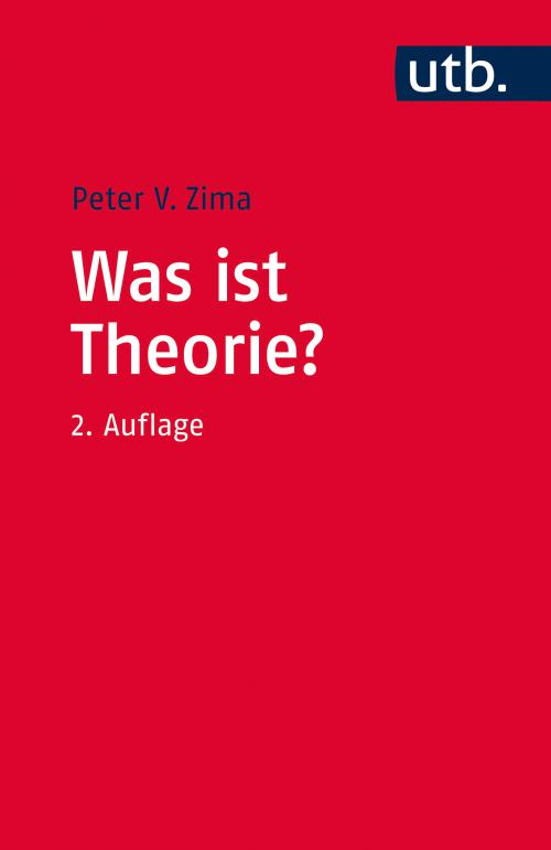 Was ist Theorie? cover