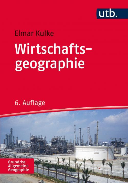 Wirtschaftsgeographie cover