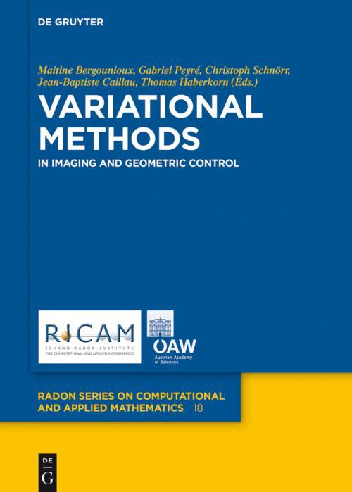 Variational Methods cover