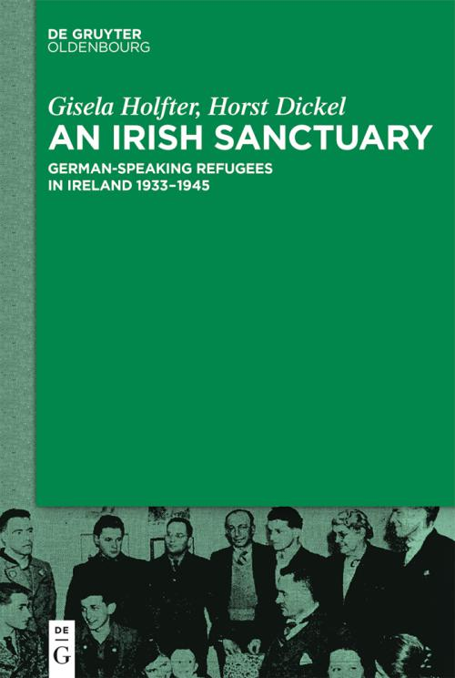 An Irish Sanctuary cover