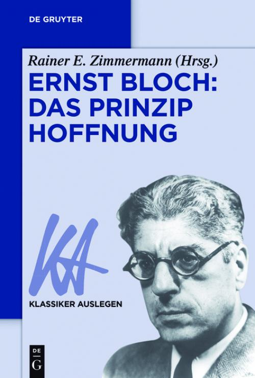 Ernst Bloch: Das Prinzip Hoffnung cover