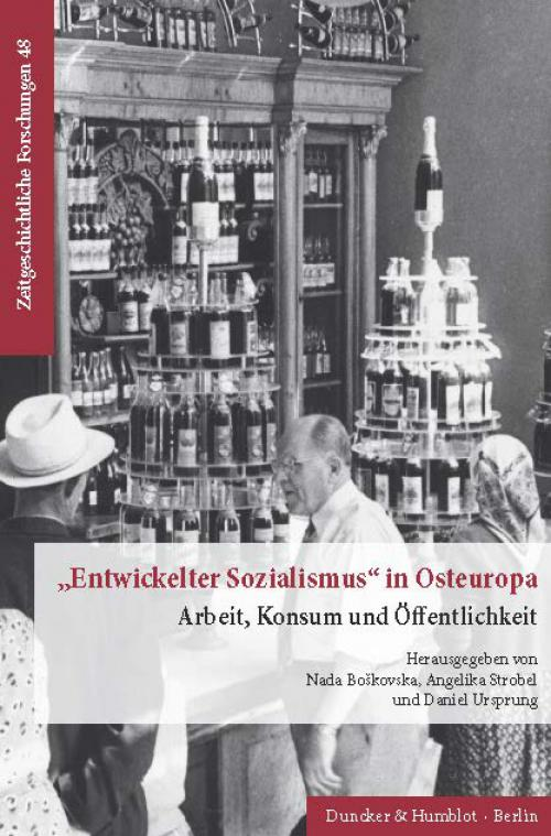 »Entwickelter Sozialismus« in Osteuropa. cover