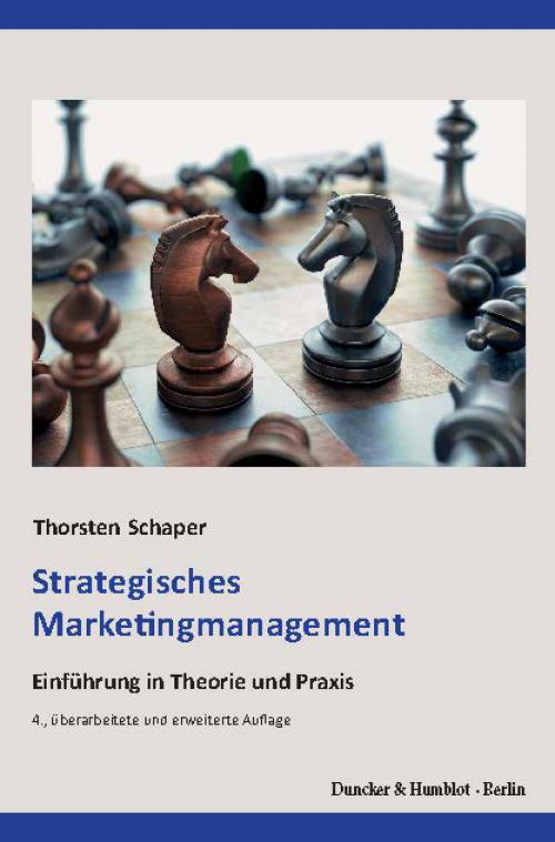 Strategisches Marketingmanagement. cover