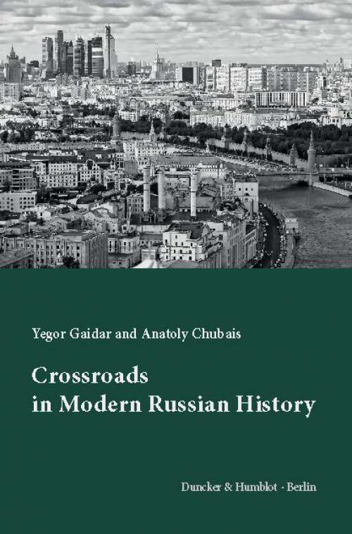 Crossroads in Modern Russian History. cover
