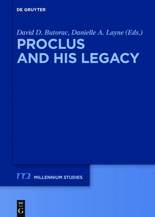 Proclus and his Legacy cover