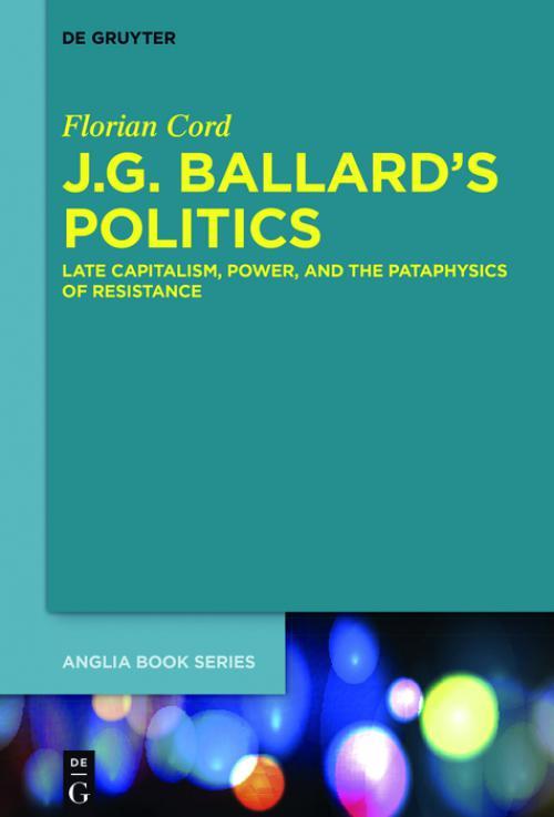 J.G. Ballard's Politics cover