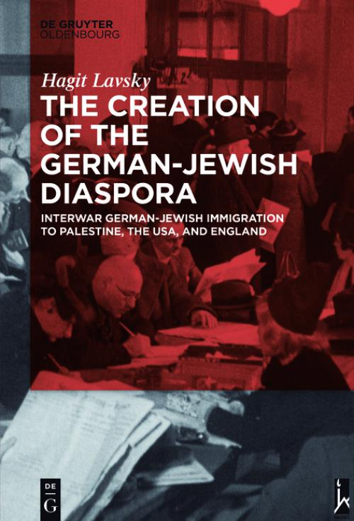 The Creation of the German-Jewish Diaspora cover