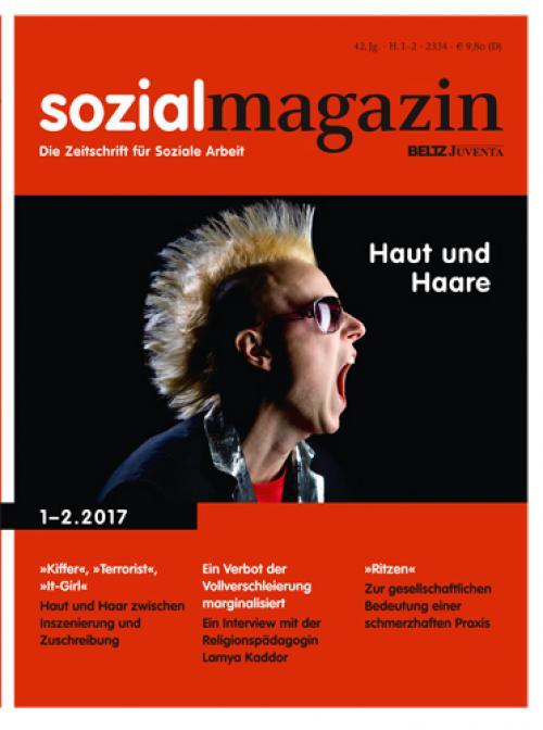 Editorial: Haut und Haare cover