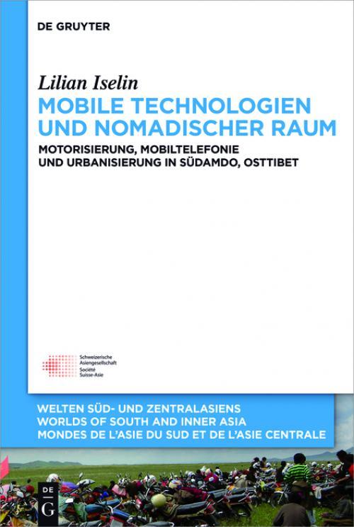 Mobile Technologien und nomadischer Raum cover