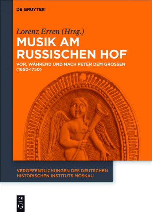 Musik am russischen Hof cover