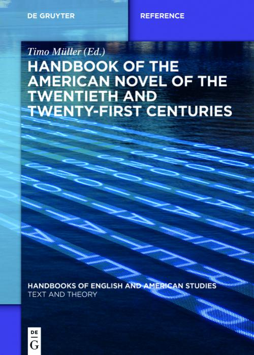 Handbook of the American Novel of the Twentieth and Twenty-First Centuries cover