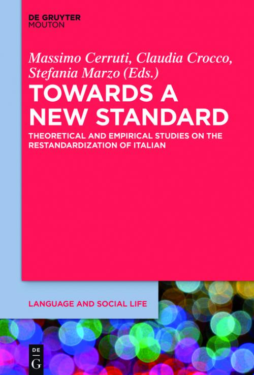 Towards a New Standard cover
