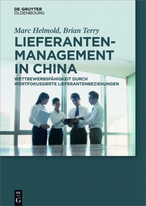 Lieferantenmanagement in China cover