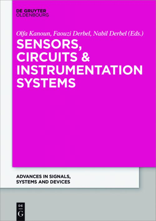 Sensors, Circuits and Instrumentation Systems cover