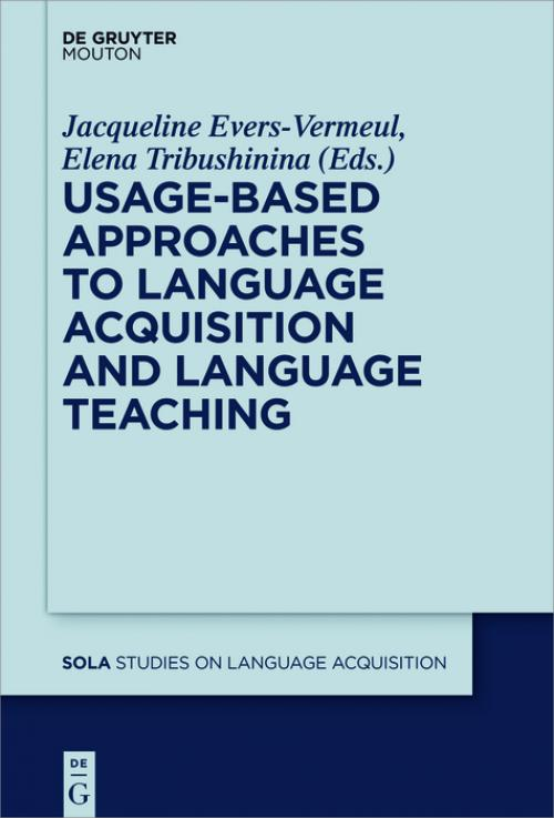 Usage-Based Approaches to Language Acquisition and Language Teaching cover