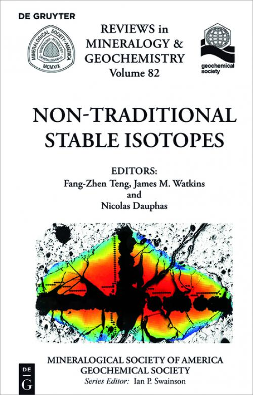 Non-Traditional Stable Isotopes cover