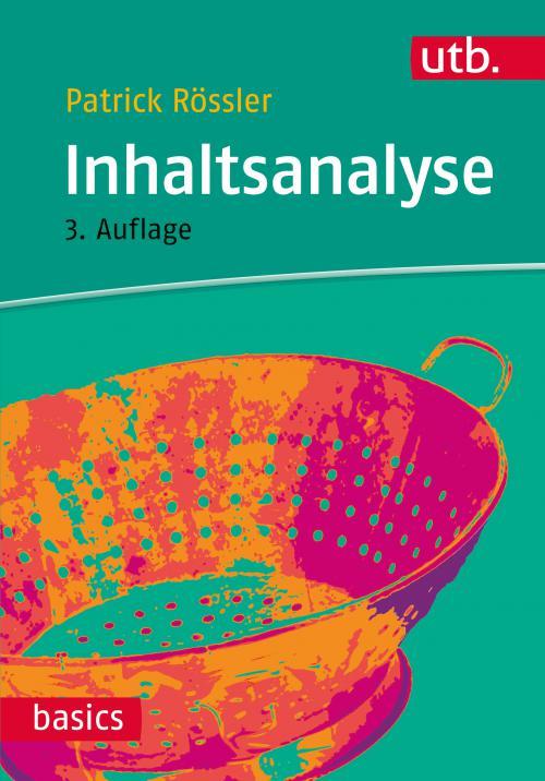 Inhaltsanalyse cover