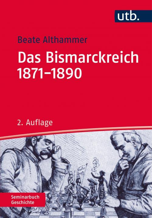 Das Bismarckreich 1871-1890 cover