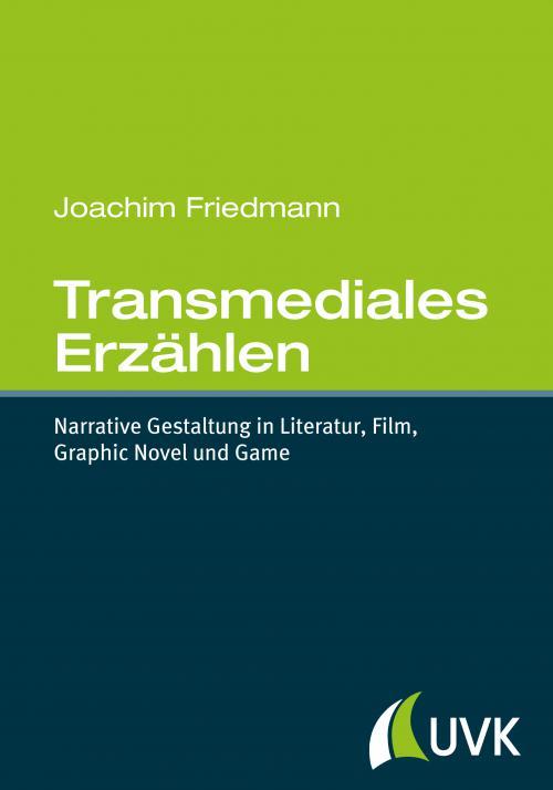 Transmediales Erzählen cover