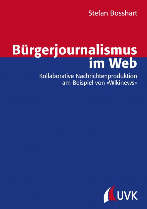 Bürgerjournalismus im Web cover