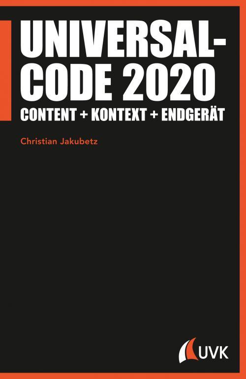 Universalcode 2020 cover