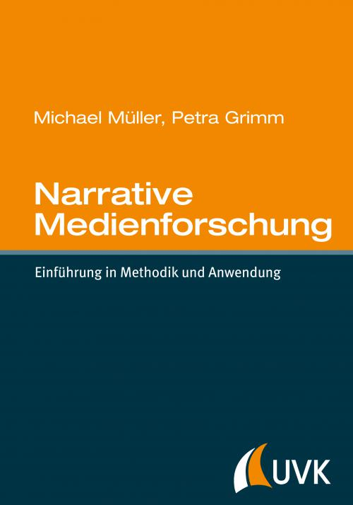 Narrative Medienforschung cover