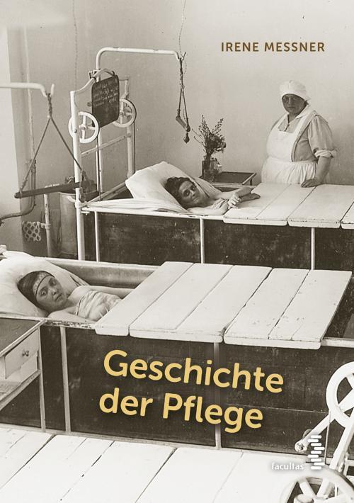 Geschichte der Pflege cover