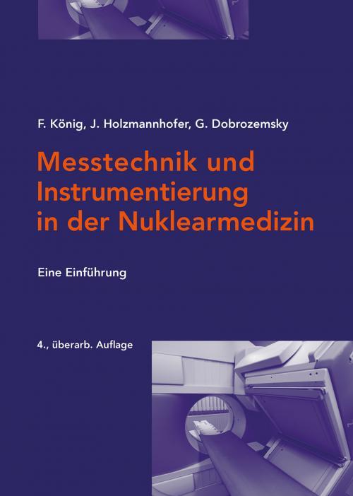 Messtechnik und Instrumentierung in der Nuklearmedizin cover
