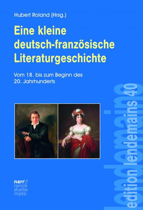 Eine kleine deutsch-französische Literaturgeschichte cover