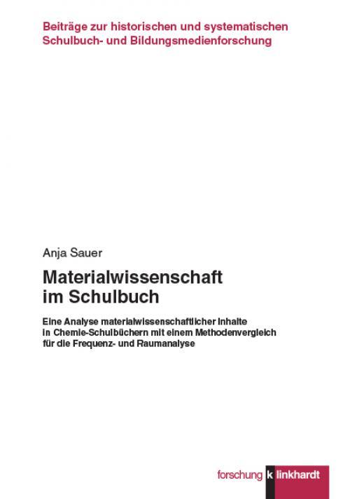 Innovative Materialwissenschaft im Schulbuch cover