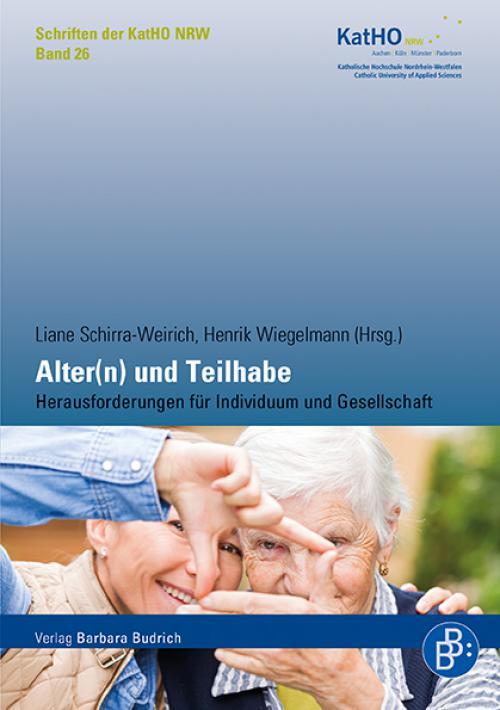 Alter(n) und Teilhabe cover