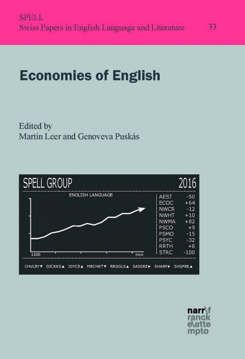 Economies of English cover