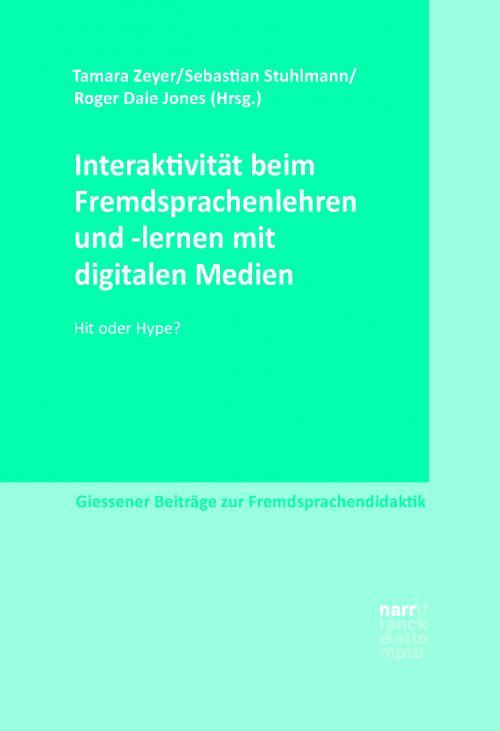 Interaktivität beim Fremdsprachenlehren und -lernen mit digitalen Medien cover