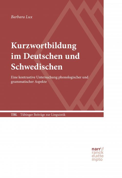 Kurzwortbildung im Deutschen und Schwedischen cover