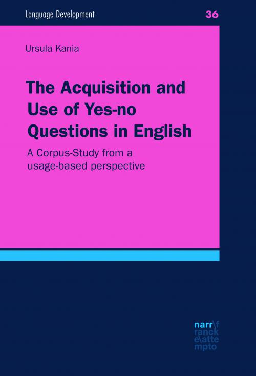 The Acquisition and Use of Yes-no Questions in English cover