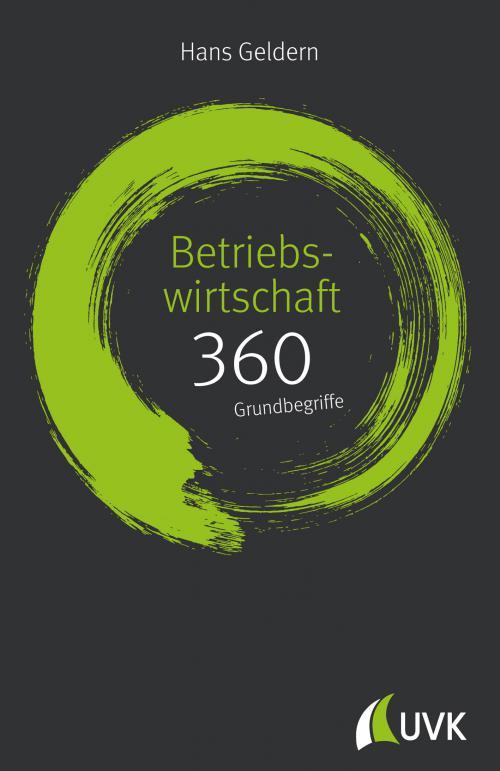 Betriebswirtschaft: 360 Grundbegriffe kurz erklärt cover