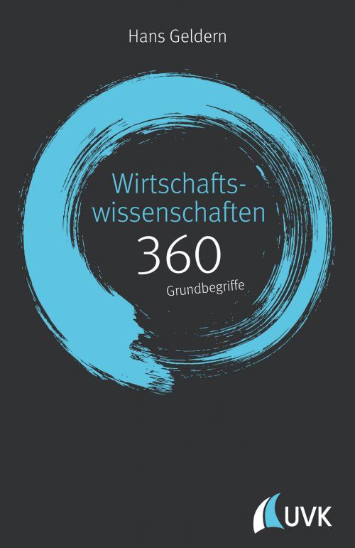 Wirtschaftswissenschaften: 360 Grundbegriffe kurz erklärt cover