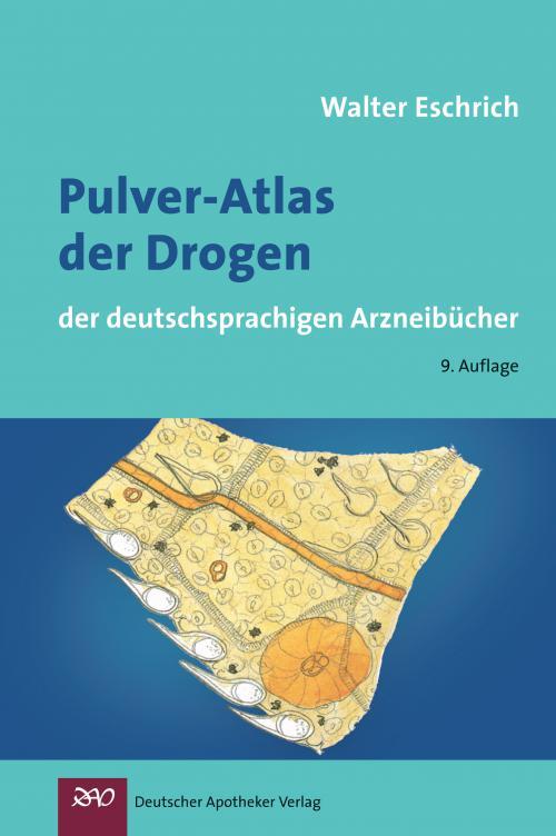 Pulver-Atlas der Drogen cover